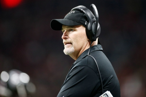 Dan Quinn regrets his fourth down declined penalty against the Saints