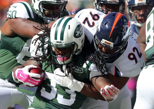 Broncos vs. Jets: Live updates from Twitter