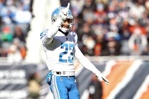 Ronde Barber on Lions CB Darius Slay: 'This kid's a Pro Bowler'