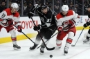 Canes LIVE To GO: Canes Lose in OT to Kings