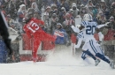 Buffalo Bills 13, Indianapolis Colts 7: Snow worries, it was an ice win