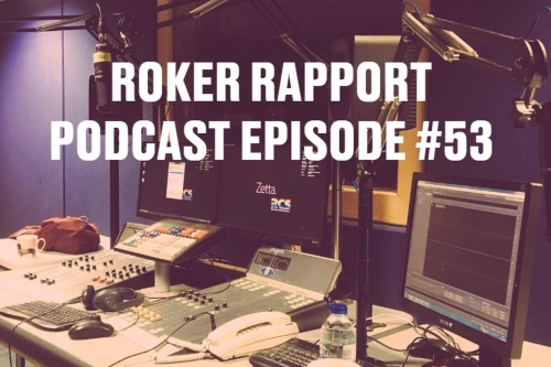 Roker Rapport Podcast: Episode #53 - Talking Wolves, Bally, and Cattermole's future
