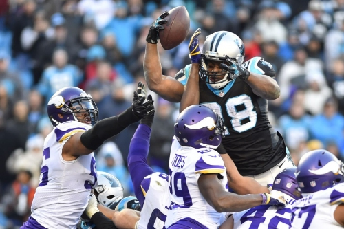 Panthers 31 Vikings 24: Panthers Player of the Game Fan poll