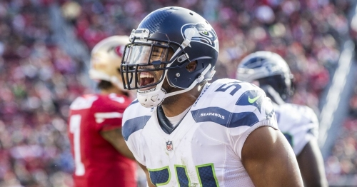 Seahawks allow TDs on three straight plays after Bobby Wagner leaves game with an injury. Really.