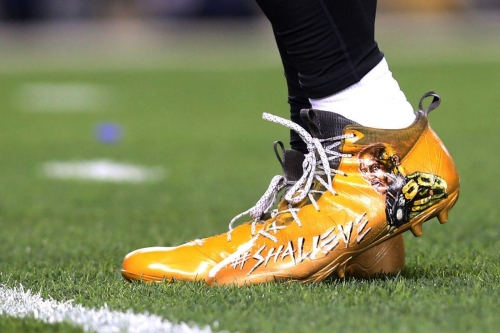 Steelers given permission by the NFL to wear cleats honoring Ryan Shazier