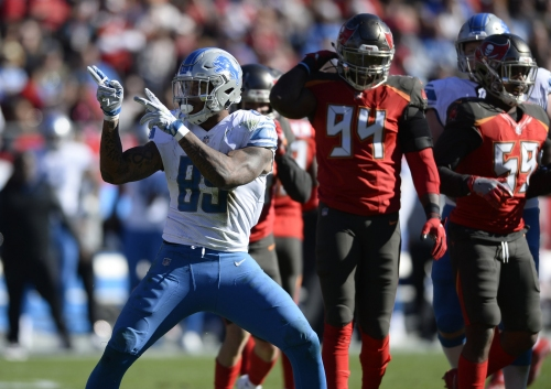 After career day, Eric Ebron says 'I'll never make this fanbase happy'