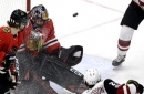 Crawford leads Blackhawks to 3-1 win over Coyotes (Dec 10, 2017)