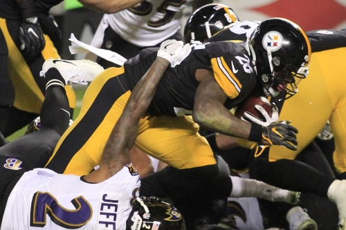 Steelers vs. Ravens Week 14: 3rd quarter in-game update