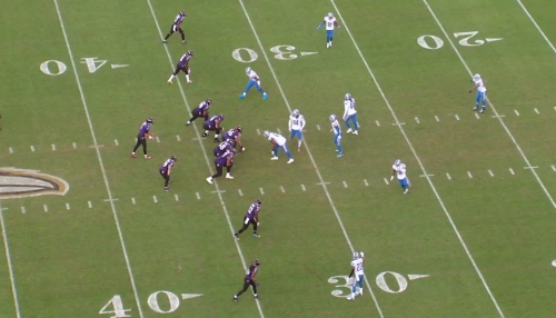 FOX's pregame show trolled the Lions for only having 9 men on the field