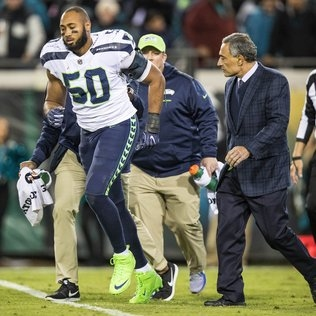 Seahawks' depth to get really tested if Bobby Wagner and K.J. Wright can't return
