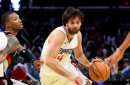 Clippers Injury Update: Milos Teodosic Upgraded to Questionable vs Raptors