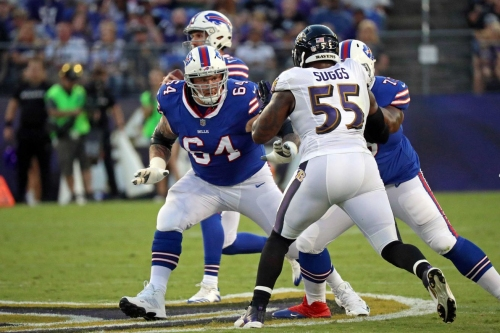 AFC playoff picture: Buffalo Bills tied for sixth place with Baltimore Ravens, Los Angeles Chargers