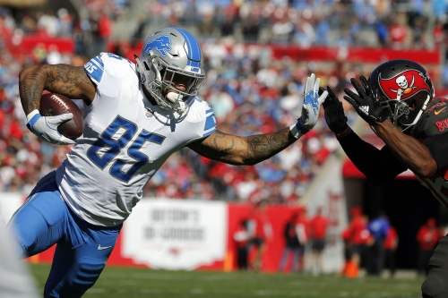 Detroit Lions player of the game: Who gets the Week 14 Game Ball vs. Buccaneers?