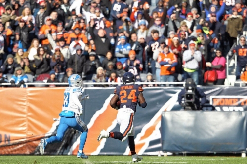 Up next: Chicago Bears bring 4-9 record to Detroit, but they're still dangerous