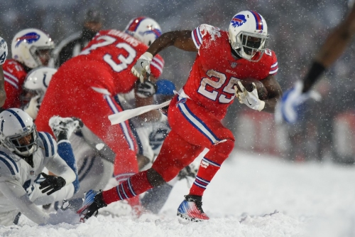 Bills Links, 12/11: LeSean McCoy leads Buffalo to improbable victory