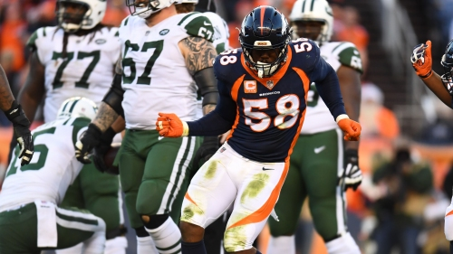 Broncos defense did something that hasn't been done since 2010