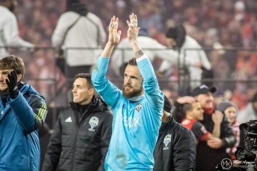 Stefan Frei didn't hold back on Sounders' performance in Toronto