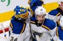 Blues' Schenn, Allen named top two NHL stars of week