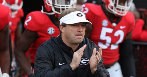 Sporting News names Kirby Smart as its Coach of the Year