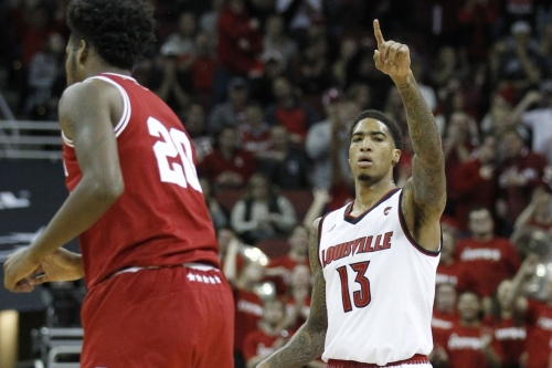 10 thoughts on the Louisville basketball weekend that was