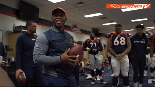 Here's what Vance Joseph told Broncos players after Week 14 win