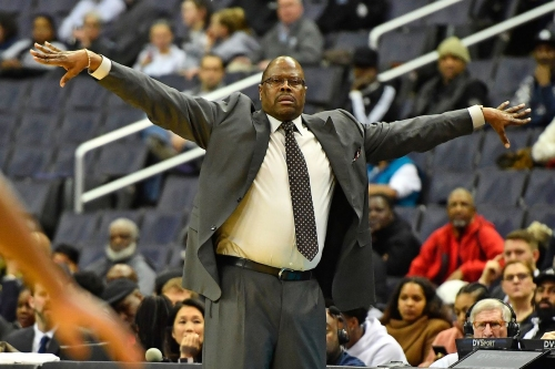 Georgetown Receives Votes in Heroic Coaches Poll