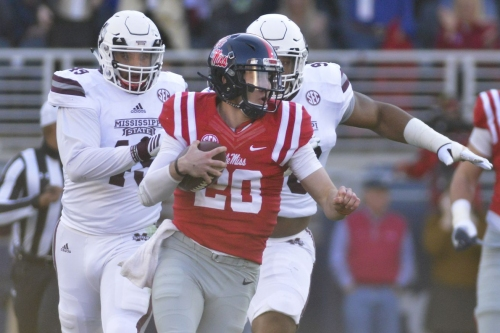 Shea Patterson Scouting Report: Russell Wilson 2.0?