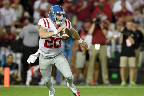 5 thoughts on Shea Patterson's decision to transfer to Michigan