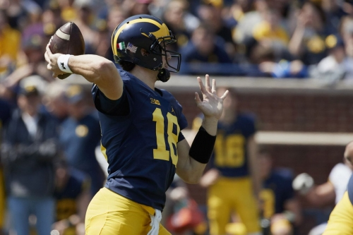 With Shea Patterson in the fold, the time is now for Brandon Peters