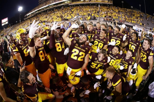 ASU Football: Sun Devils back on the practice field