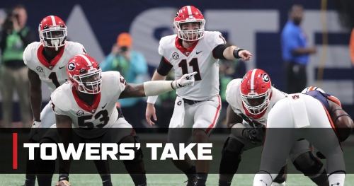Georgia great Fran Tarkenton liked 'the kid' Jake Fromm before season, and he likes him even more now