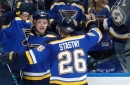 Conference leaders Blues, Lightning to face off at Scottrade