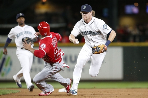 The Mariners signed Gordon Beckham & claimed Mike Morin & Cam Perkins and we can't ignore them anymore