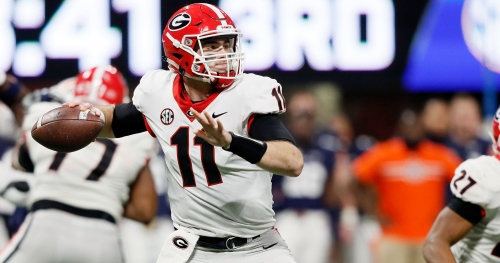 Georgia QB Jake Fromm tweets excitement over Bulldogs' latest commit