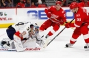 Mike Matheson comes up clutch in OT, lifting Panthers past Red Wings