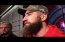 Red Wings' Luke Witkowski: Fights fire up team, fans, get blood boiling