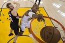 Shorthanded Warriors Smack Down Trail Blazers