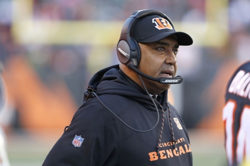 "Marvin Lewis says it's ""not my responsibility"" to get Bengals motivated to play"
