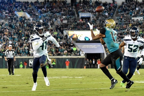 Oklahoma Sooners in the NFL: Dede Westbrook scores his first career TD