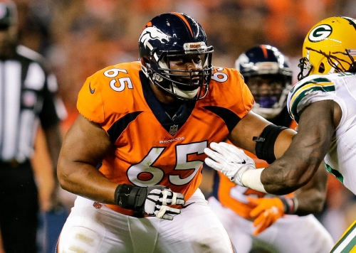 Broncos expected to place guard Ron Leary on injured reserve