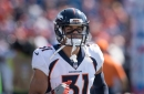Broncos injuries: Justin Simmons has a high ankle sprain