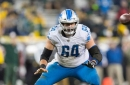 Detroit Lions center Travis Swanson is in concussion protocol