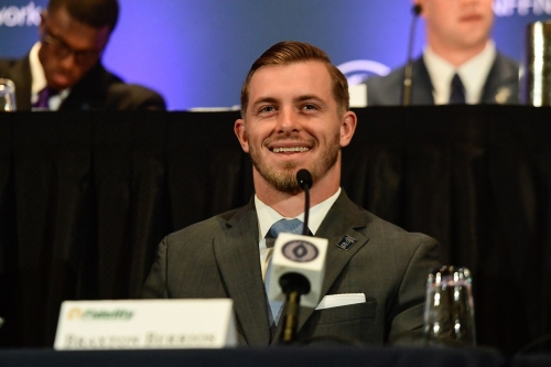 Miami Hurricanes Football: Braxton Berrios recognized for his success on and off the field.