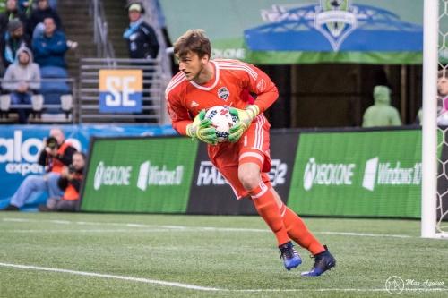 MLS Expansion Draft: Sounders lose Tyler Miller