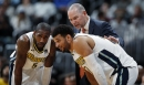 """Denver Nuggets briefs: Michael Malone expects """"sense of desperation"""" out of Pistons"""