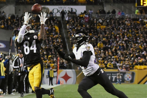 A breakdown of how the Steelers offense is just starting to find its groove