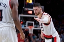 Jusuf Nurkic, Maurice Harkless Upgraded to Questionable vs. Miami Heat