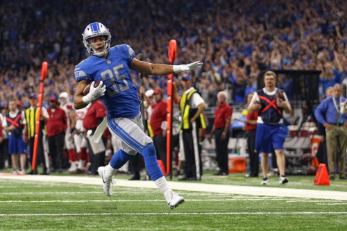 Miles Killebrew fades from game plan, but Lions aren't giving up yet