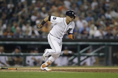 Tigers don't expect to trade Jose Iglesias this winter