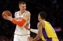 Lakers vs. Knicks Final Score: 113-109 overtime loss snaps Lakers winning streak